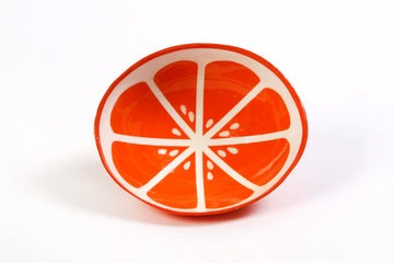 Fruit Bowl - Orange - Art by Mele