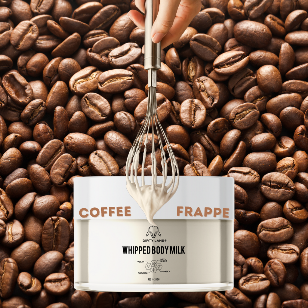 Coffee Frappe Whipped Body Milk