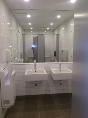 LADIES BATHROOM RENOVATION - $200 DONATION