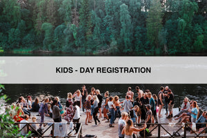 SLC RETREAT - DAY REGISTRATION KIDS (5-11 years)