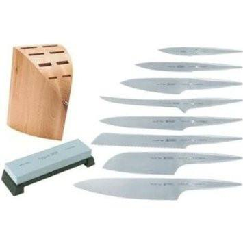 Chroma Type 301 10 Piece Knife Block Set - Premium Chef Knives