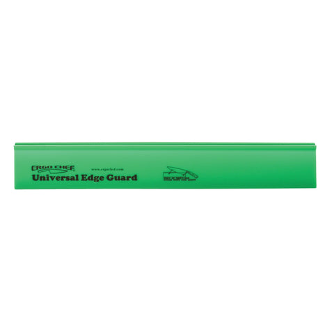 "Ergo Chef 10.5"" Knife Edge Guard - Green - Premium Chef Knives"