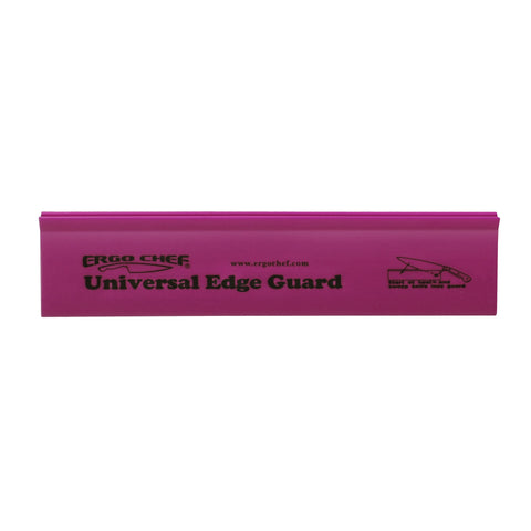 "Ergo Chef 6"" Knife Edge Guard - Purple - Premium Chef Knives"