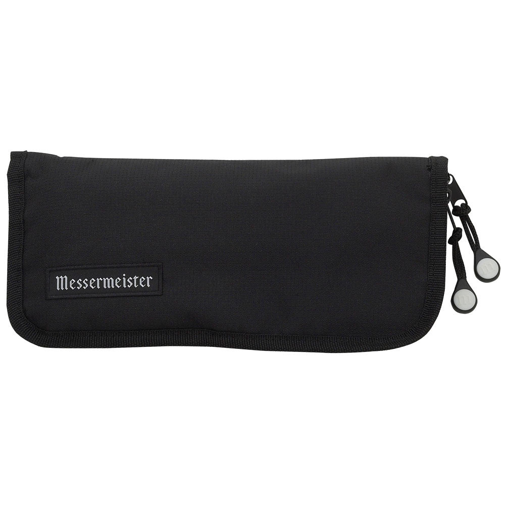 Messermeister 6 Pocket Steak Knife Pouch - Black - Premium Chef Knives