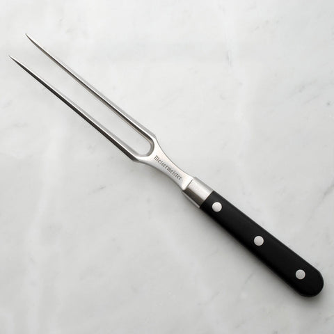 "Messermeister Meridian Elite 6"" Straight Carving Fork"