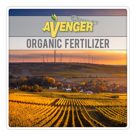 Avenger® | Organic Fertilizer