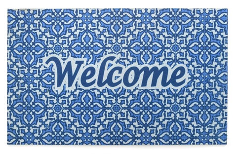 Door Mat | Recycled Crumb Rubber (Flocked) | Pisa