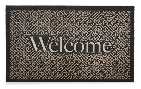 Door Mat | Recycled Crumb Rubber (Flocked) | Genoa