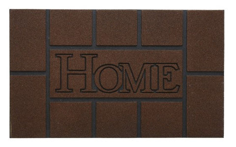 Door Mat | Recycled Crumb Rubber (Flocked) | Dunstun