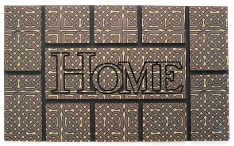 Door Mat | Recycled Crumb Rubber (Flocked) | Arezzo