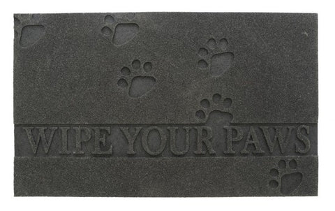 Door Mat | Recycled Crumb Rubber | Wipe Your Paws