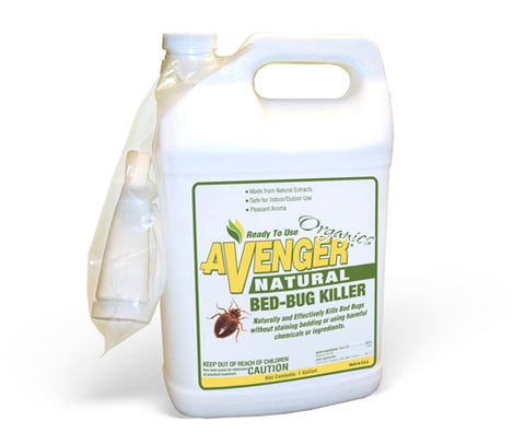 Avenger® | Bed Bug Killer | Ready-To-Use | 1 gal.