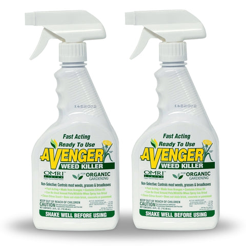 Avenger® | Weed Killer | Ready-To-Use | 24 oz. (2-Pack)
