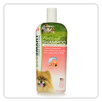EcoSmart® | Shampoo | Grapefruit Splash | 17 oz.