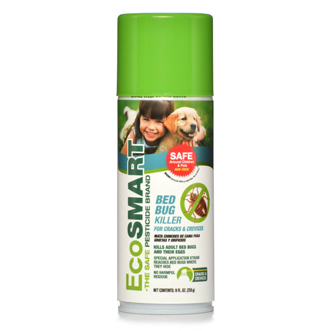 EcoSmart® | Bed Bug Killer - Cracks & Crevices | 9 oz.