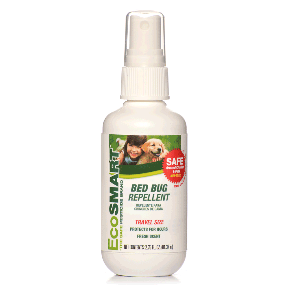 EcoSmart® | Bed Bug Repellent | 2 75 oz