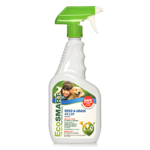 EcoSmart® | Weed & Grass Killer | 24 oz.