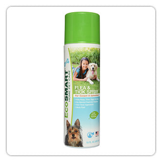 EcoSmart® | Flea & Tick Spray | Carpet & Upholstery | 15 oz.