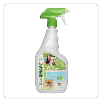 EcoSmart® | Flea & Tick Spray | Home & Pet Bedding | 24 oz.