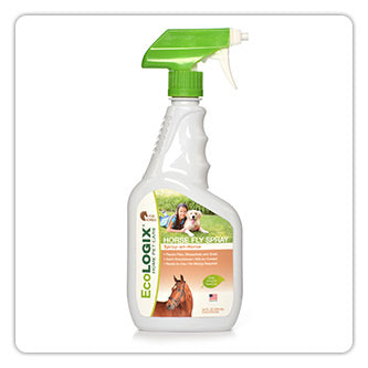 EcoLogix® | Horse Fly Spray | 24 oz.