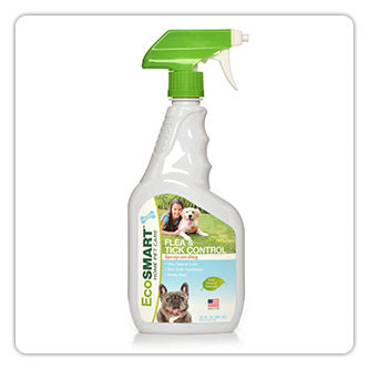 EcoSmart® | Flea & Tick Control | Spray-On-Dog  | 20 oz.