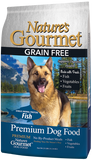 Nature's Gourmet™ | Dog Food - Premium Grain Free | Fish | 25 lbs.