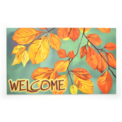 "Stephan Roberts® | Door Mat | Recycled Crumb Rubber - Seasonal | 18"" x 30"" (3mm) 