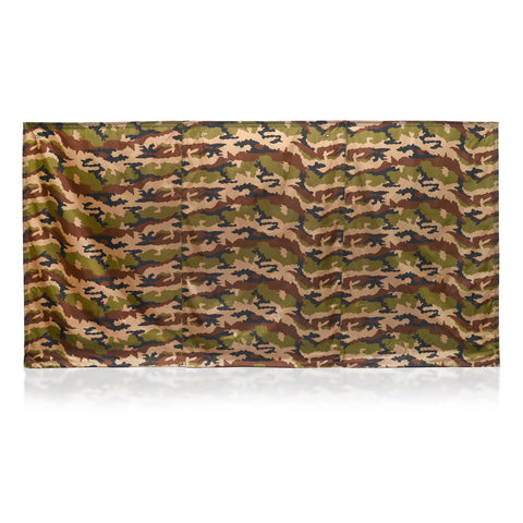 WallUp!® | Replacement Part | Polyester Screen | Camouflage