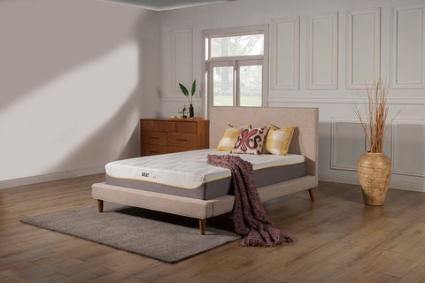 Best Rest® | Gel Memory Foam Comfort Medium Mattress | 11 in.