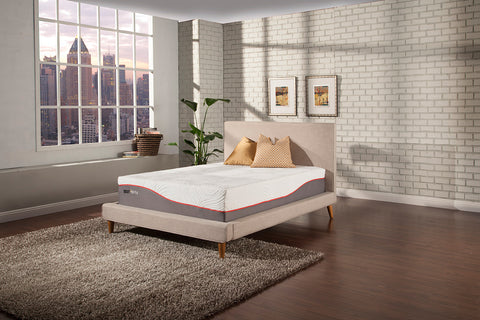 Best Rest® | Gel Memory Foam Super Plush Mattress | 13 in.