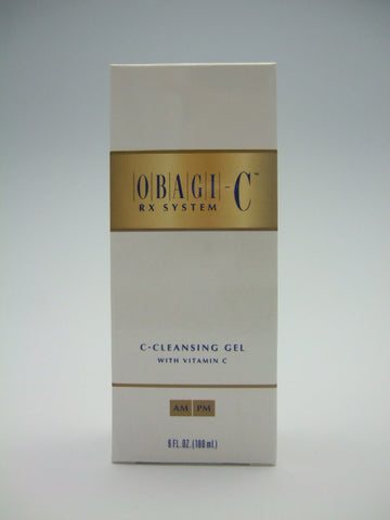 OBAGI-C RX SYSTEM C-Cleansing Gel 6 oz/200 ml
