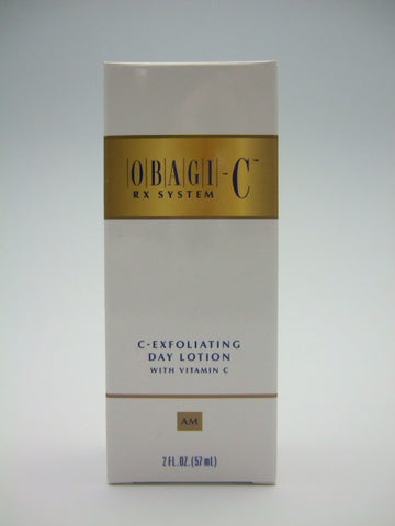 OBAGI-C RX SYSTEM C-Exfoliating Day Lotion 2 oz/60 ml