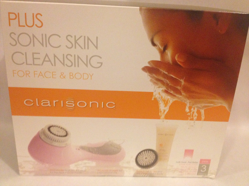 Clarisonic 3-Speed Plus Skin Care System Pink