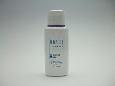 OBAGI Nu-Derm Foaming Gel 6.76 oz/200 ml
