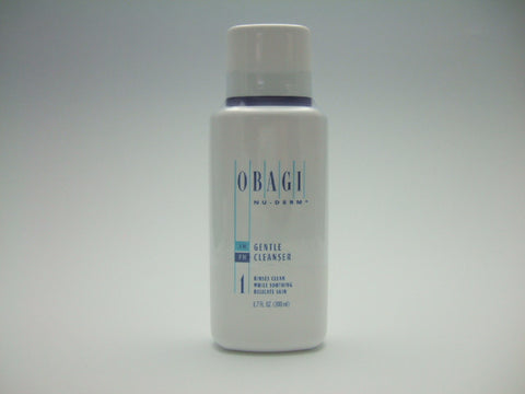 OBAGI Nu-Derm Gentle Cleanser 6.76 oz/200 ml