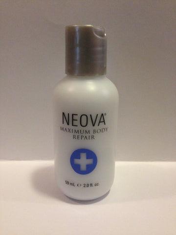Neova Maximum Body Repair 2 oz Travel Size