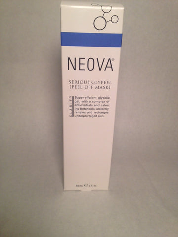 Neova Serious Glypeel Peel-Off Mask 2 oz