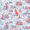 Sailboat print collection - Preppy clothing for kids