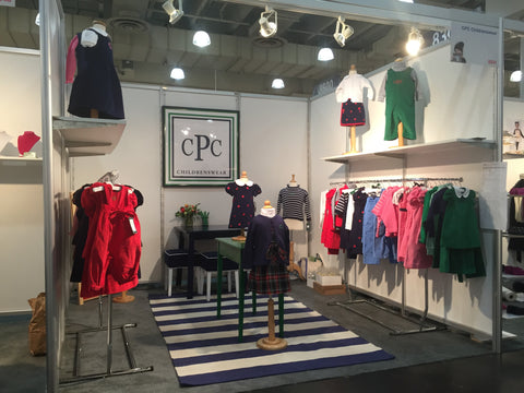 CPC booth at ENK