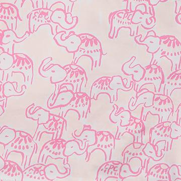 preppy spring pink elephant print for girls clothing for baby, toddler, young girls, teens and tweens