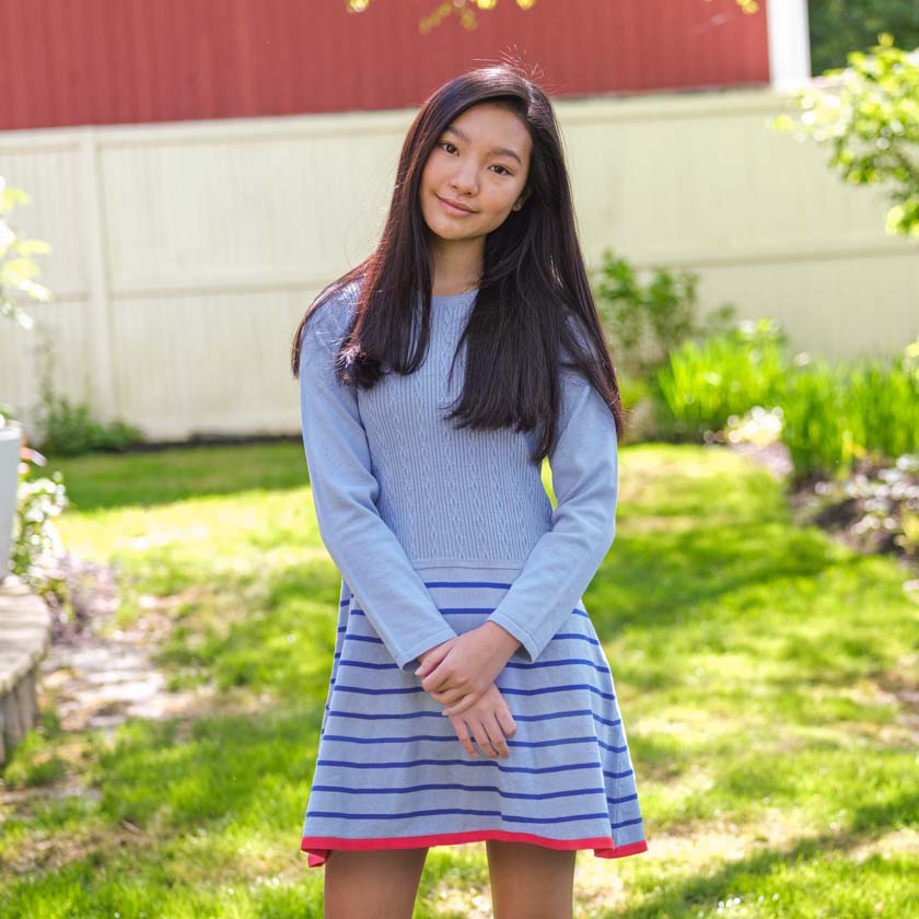 Classic, preppy girls clothing collections
