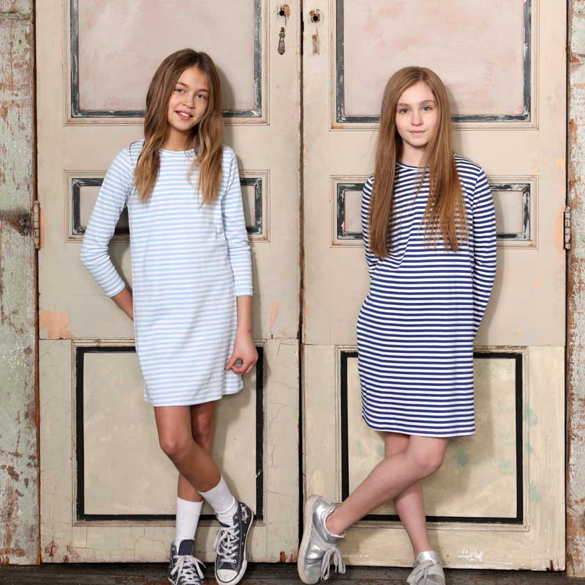classic prep premium pima cotton dresses and tops for boys and girls