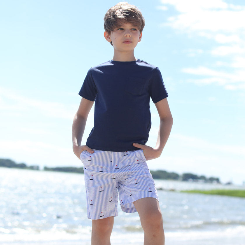 classic and preppy shorts for boys and girls