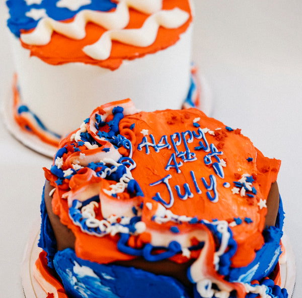 July 4th Cakes
