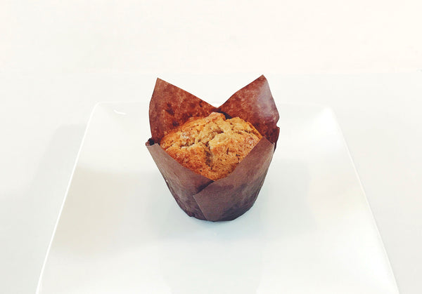 Banana Walnut Vegan Muffins