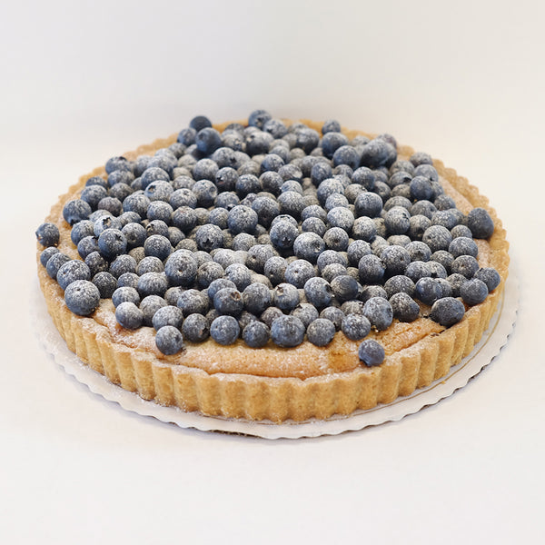 Blueberry Lemon Tart 10""