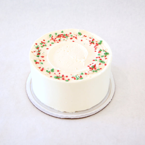 Holiday Spirit Cake