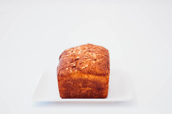 Honey Oat Loaf