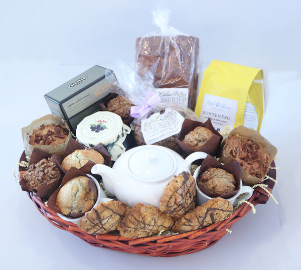 Rise and Shine Gift Basket