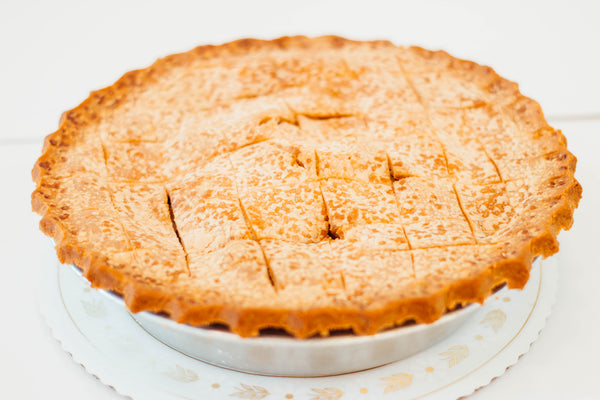 "Pear Ginger 9""Deep Dish Pie"